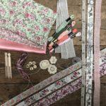 the-S Box June 2018 Vintage Handmade