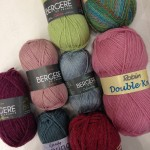 various knitting yarn weights