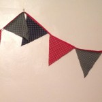How to make your own Christmas bunting