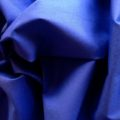 Royal Blue Polyester Cotton Poplin 112cms wide