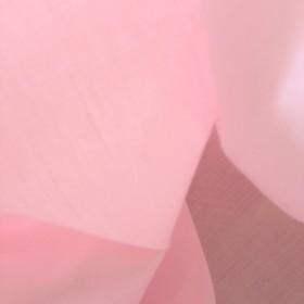 Lt Pink Polyester Cotton Poplin 112cms wide