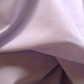 Lilac Polyester Cotton Poplin 112cms wide