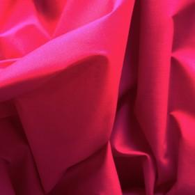 Cerise Polyester Cotton Poplin 112cms wide