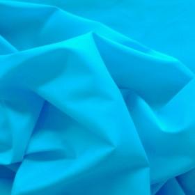 Turq Polyester Cotton Poplin 112cms wide