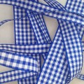 Royal Gingham Ribbon