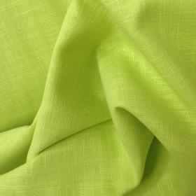 Chatreuese Linen Look Cotton
