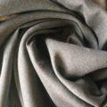 Black Cotton Muslin 150cms Wide