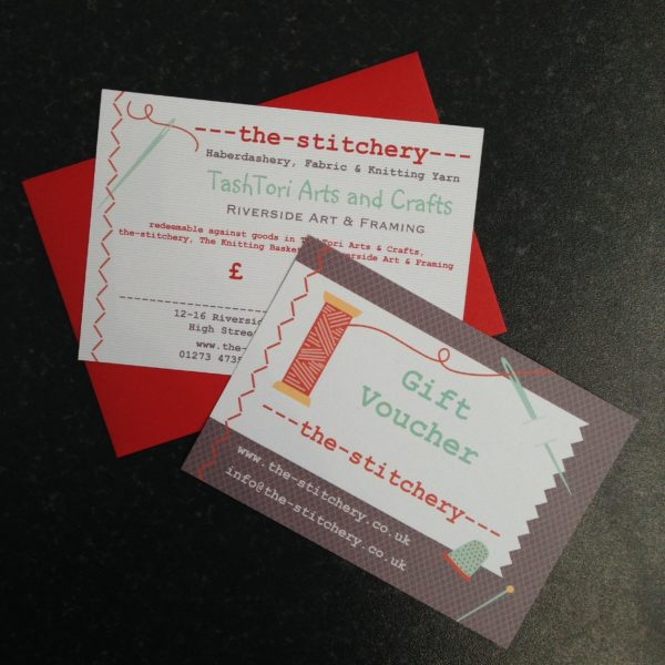Gift Voucher Red Thread