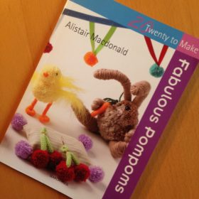 the-S box March 2017 Fabulous Pompoms Project Book
