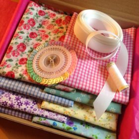 the-S box May 2017 Beautiful Bunting Contents