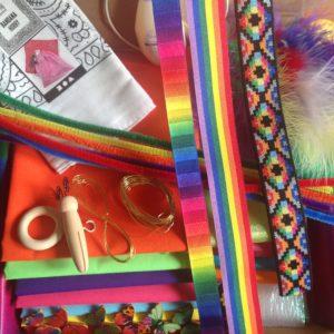 the-S box June 2017 Craft-Fest Contents