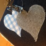 machine around bondawebbed hearts