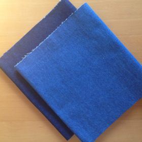 the-s box August 2017 denim fabrics